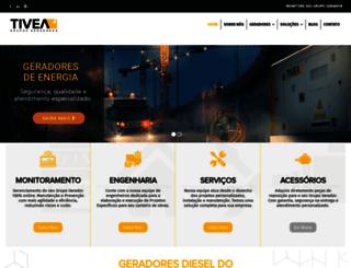 tiveageradores.com.br screenshot