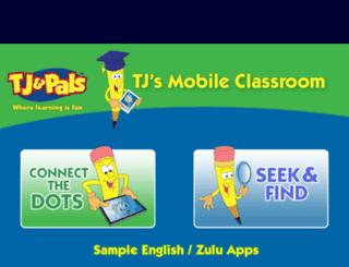 tjandpals.com screenshot