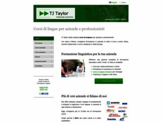 tjtaylor.net screenshot