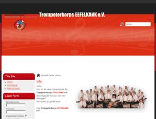 tk-eefelkank-mitglieder.de screenshot
