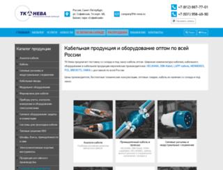 tk-neva.ru screenshot