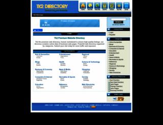 tk2.org screenshot