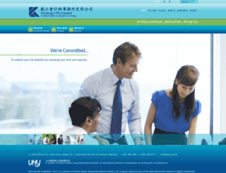 tkcpa.com.hk screenshot