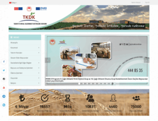 tkdk.gov.tr screenshot