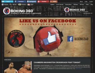 tkoboxingpromotions.com screenshot