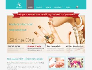 tlcnails.com.au screenshot