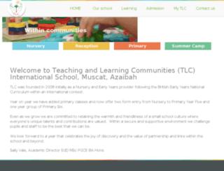 tlcoman.com screenshot