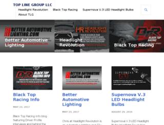 tlg-auto.com screenshot