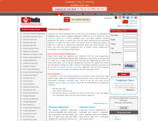 tm-india.com screenshot