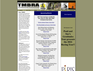 tmbra.org screenshot