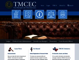tmcec.com screenshot