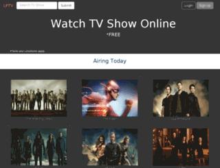 tmdbtv.com screenshot