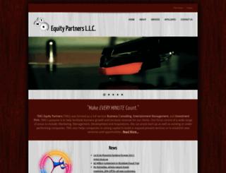 tmgequitypartners.com screenshot