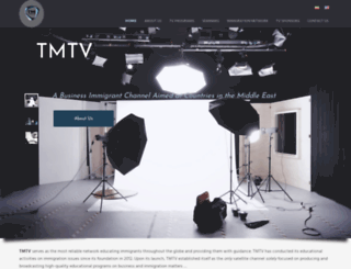 tmlive.tv screenshot