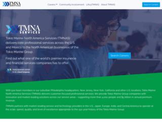 tmnas.com screenshot