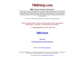 tmshelp.com screenshot