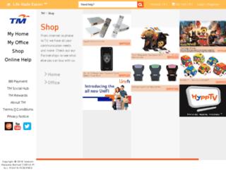 tmshop.tm.com.my screenshot
