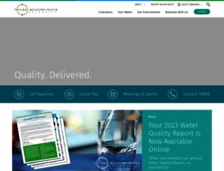 tmwa.com screenshot