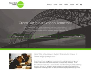 tn.greendot.org screenshot