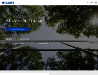 tn.mazars.com screenshot