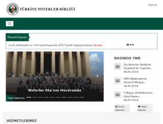 tnb.org.tr screenshot