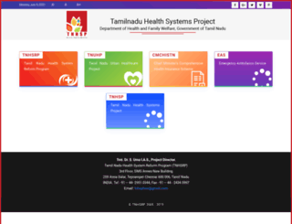 tnhsp.org screenshot