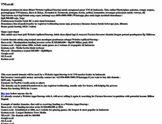 tni.co.id screenshot