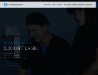 tnlasik.com screenshot
