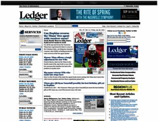 tnledger.com screenshot