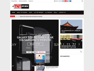 tntreview.com screenshot