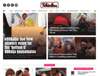 tobivibes.com screenshot