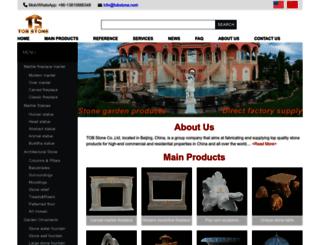 tobstone.com screenshot