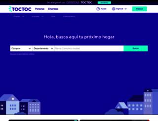 toctoc.com screenshot