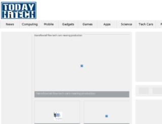 todayhitech.info screenshot
