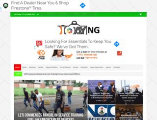 todayng.com screenshot