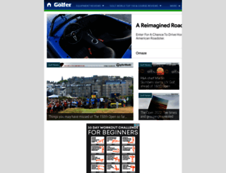 todaysgolfer.co.uk screenshot