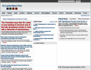 todaysnewsweb.com screenshot