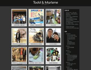 todd-marlene.com screenshot