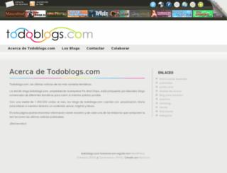 todoblogs.com screenshot