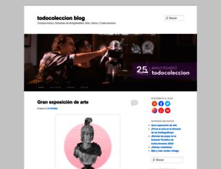todocoleccionblog.net screenshot