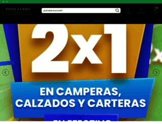 todocuerolomas.com.ar screenshot