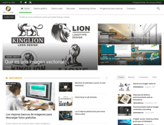 todographicdesign.es screenshot
