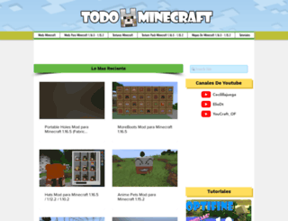 todominecraft.com screenshot