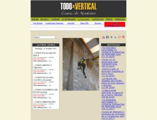 todovertical.com screenshot