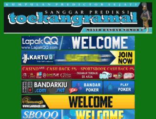 toekangramal.com screenshot