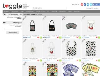 toggle.co.nz screenshot