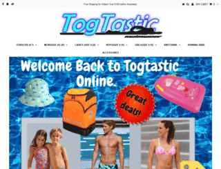 togtastic.com screenshot