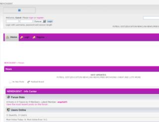 tohbah.createaforum.com screenshot