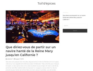 toildepices.com screenshot