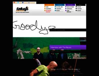 tokafi.com screenshot